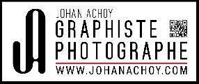 logo Johan Achoy Graphiste Photographe