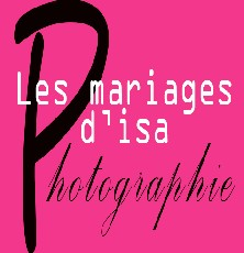 logo Les mariages D'Isa - Isabelle Balthazar Photographe