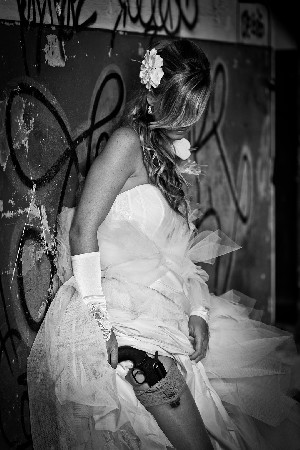 "Reportage mariage ""Trash the Dress"""