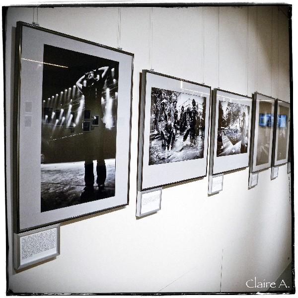 "Exposition reportage ""Les Hommes de l'ombre"" à Perpignan"